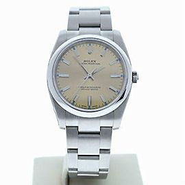 Rolex Oyster Perpetual 114200 0 34.0mm Watch (Certified Authentic & Warranty)