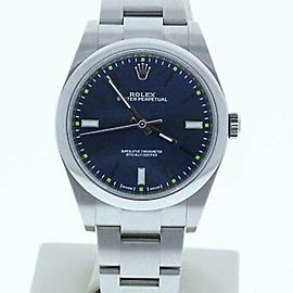 Rolex Oyster Perpetual 39.0mm Watch (Certified Authentic & Warranty)