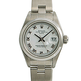 Rolex Date 79160 Steel 26mm Women Watch (Certified Authentic & Warranty)