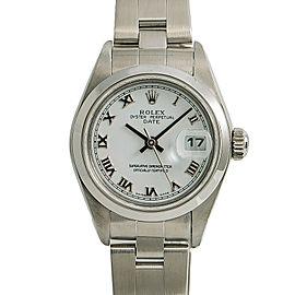 Rolex Date 79160 Steel 26mm Women Watch (Certified Authentic & Warranty)
