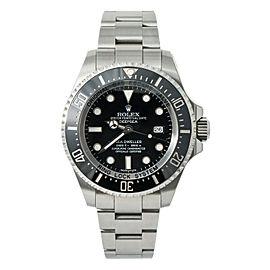 Rolex Sea-dweller 116660BK Steel 44mm Watch (Certified Authentic & Warranty)