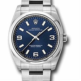Rolex Oyster Perpetual 34.0mm Watch (Certified Authentic & Warranty)