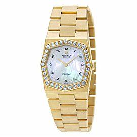 Rolex Cellini 4661 Gold 25.0mm Women Watch (Certified Authentic & Warranty)