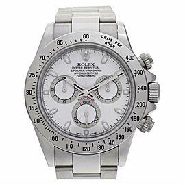 Rolex Daytona 116520 Steel 40.0mm Watch (Certified Authentic & Warranty)