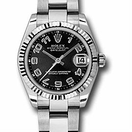 Rolex Datejust 178274 Steel 31.0mm Watch (Certified Authentic & Warranty)
