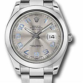 Rolex Datejust 116300 Steel 41.0mm Watch (Certified Authentic & Warranty)