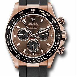 Rolex Daytona 116515LN Gold 40.0mm Watch (Certified Authentic & Warranty)