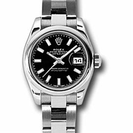 Rolex Datejust 179160 Steel 26.0mm Watch (Certified Authentic & Warranty)