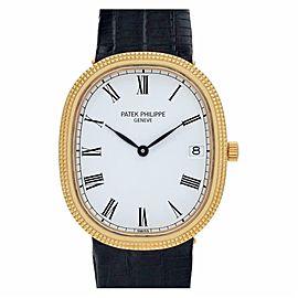 Patek Philippe Ellipse 3931 Gold 34.0mm Watch (Certified Authentic & Warranty)