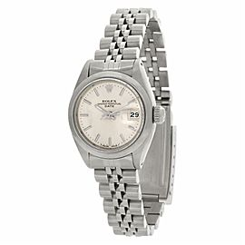Rolex Datejust 6916 Steel 26.0mm Women's Watch (Certified Authentic & Warranty)
