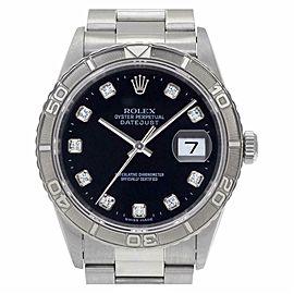 Rolex Datejust 16264 Steel 36.0mm Watch (Certified Authentic & Warranty)