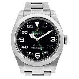 Rolex Air-king 116900 Steel 39.0mm Watch (Certified Authentic & Warranty)
