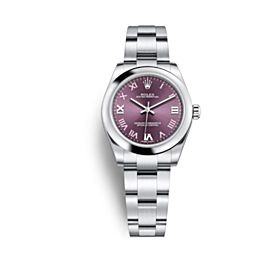 Rolex Oyster Perpetual 31mm Women's Watch (Certified Authentic & Warranty)