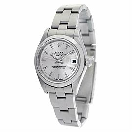 Rolex Oyster Perpetual 79160 Steel 26.0mm Women's Watch