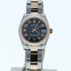 Rolex Datejust 178271 Steel 31.0mm Women's Watch
