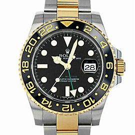 Rolex Gmt Master Ii 116713 Two Tone 40.0mm Watch