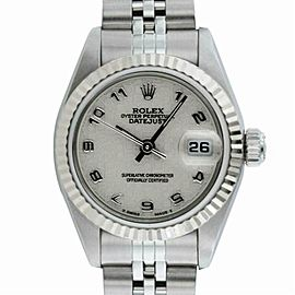 Rolex Datejust 69174 Steel 26.0mm Women's Watch