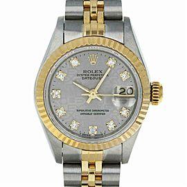 Rolex Datejust 69173 Steel 26.0mm Women's Watch