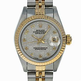 Rolex Datejust 69173 Steel 26.0mm Women's Watch