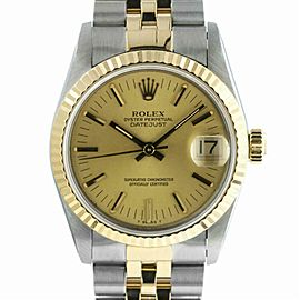 Rolex Datejust 68273 Steel 31.0mm Women's Watch