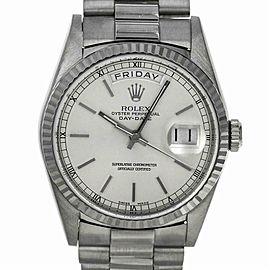 Rolex Day-date 18239 #n/a 36.0mm Watch