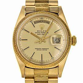 Rolex Day-date 1807 Gold 36.0mm Watch