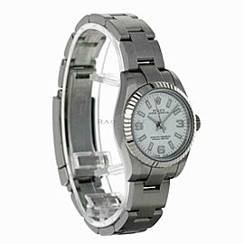 Rolex Oyster Perpetual 176234 Steel 26.0mm Women's Watch
