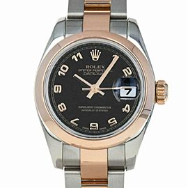 Rolex Datejust 179161 Two Tone 26.0mm Women's Watch