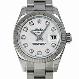 Rolex Datejust 16234 Steel 26.0mm Women's Watch