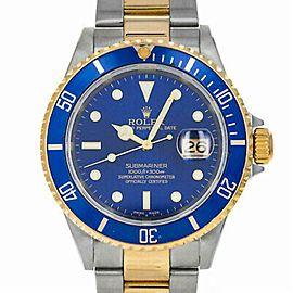 Rolex Submariner 16613 #n/a 40.0mm Watch