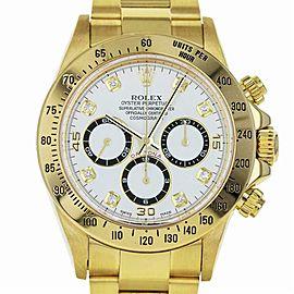Rolex Daytona 16523 Two Tone 40.0mm Watch