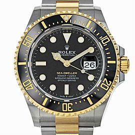 Rolex Sea-dweller 16600 Steel 43.0mm Watch