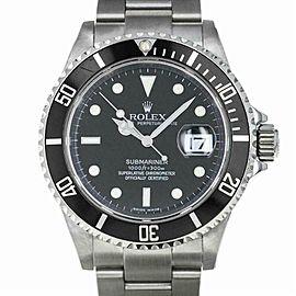 Rolex Submariner 16610 #n/a 40.0mm Watch