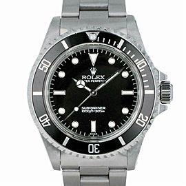 Rolex Submariner 14060 #n/a 40.0mm Watch