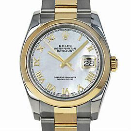 Rolex Datejust 116203 36.0mm Women's Watch