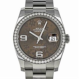 Rolex Datejust 116244 Steel 36.0mm Women's Watch