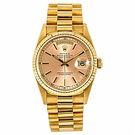 Rolex Day-date 18238 Gold 36.0mm Watch