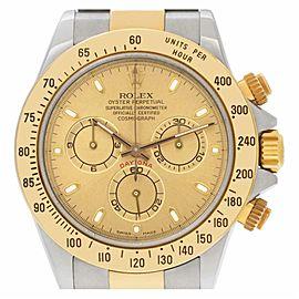 Rolex Daytona 116523 Gold 40.0mm Watch