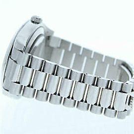 Rolex Day-date Ii 218206 Platinum 41.0mm Watch