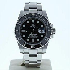 Rolex Submariner 116610LN Steel 40.0mm Watch