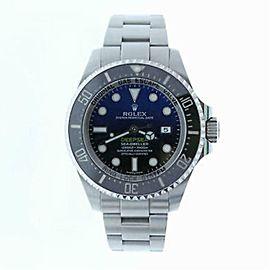 Rolex Sea-dweller 116600 Steel 44.0mm Watch