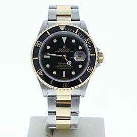 Rolex Submariner 16613 Steel 40.0mm Watch