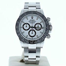 Rolex Daytona 116500 Steel 40.0mm Watch