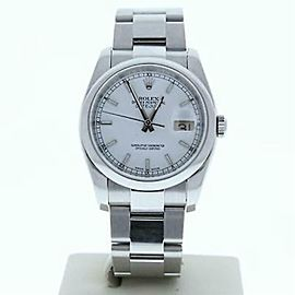 Rolex Datejust 116200 0 36.0mm Watch