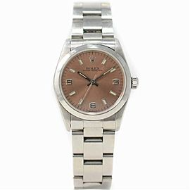 Rolex Oyster Perpetual 67480 Steel 31.0mm Women's Watch