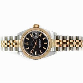 Rolex Datejust 179161 Steel 31.0mm Women's Watch