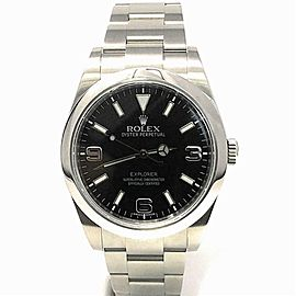 Rolex Explorer 214270 Steel 39.0mm Watch