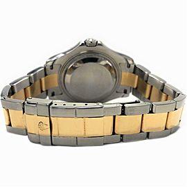 Rolex Yacht-master 168623 Steel 35.0mm Women's Watch