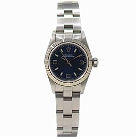 Rolex Oyster Perpetual 67194 Steel 26.0mm Women's Watch