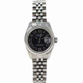 Rolex Datejust 179160 Steel 26.0mm Women's Watch